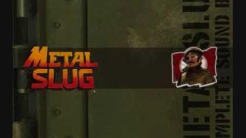 Metal Slug-The Military System