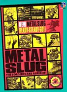 Metal Slug 5 Arcade Flyer