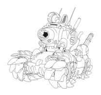 SV-001 Front View Artwork