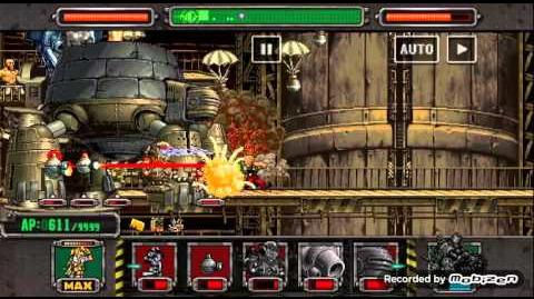 METAL SLUG DEFENSE Walkthrough- KOF Area Rugal's Stage (No APMax)