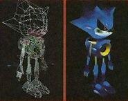 Metal Sonic X-Treme