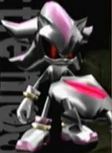 Shadow Android 02 Metal Sonic Wiki Fandom