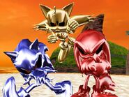 Team metal sonic
