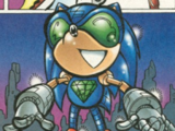 Giant Metal Sonic (Zilla-Verse)