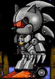 Silver Sonic Mech