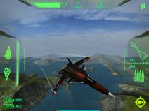 F-113Eagle-X