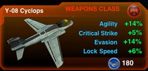 Y-08 Cyclops