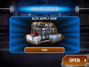 Elite Supply Drop