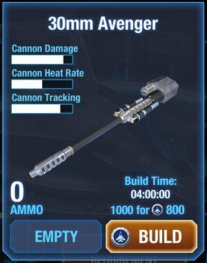 30mm Avenger