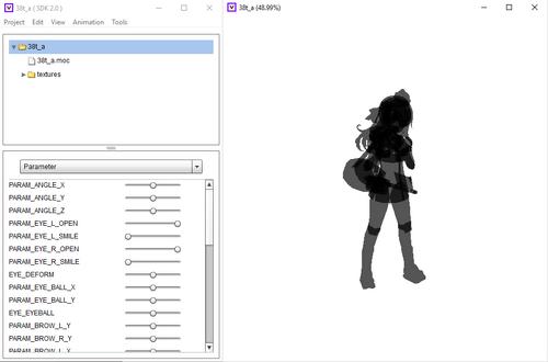 Adding moc file
