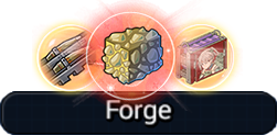 Forge drop icon
