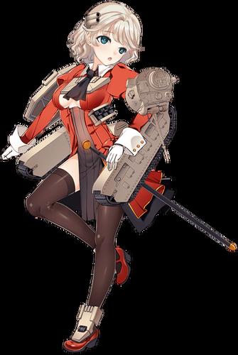 Matilda (A11) Render