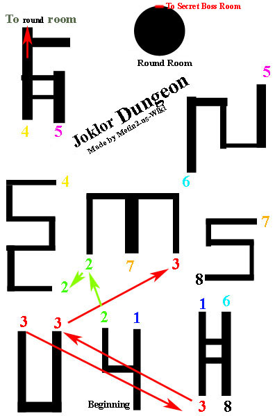 Joklor Dungeon | Metin2 us Wiki | FANDOM powered by Wikia