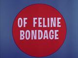 Of Feline Bondage