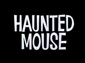 Haunted Mouse Fullscreen