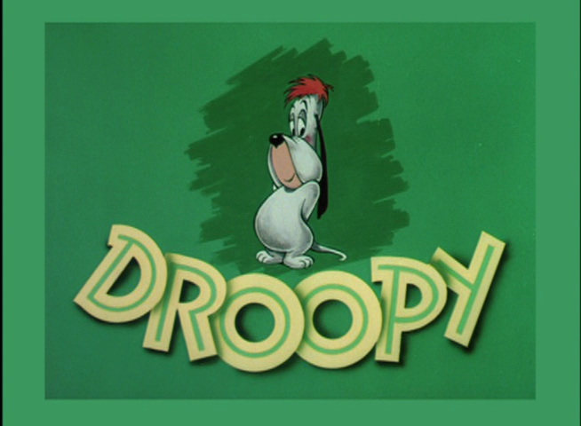 Mgm cartoons droopy