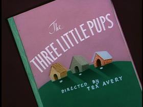 The Three Little Pups
