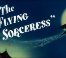 The Flying Sorceress