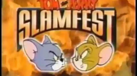 Cartoon Network's Tom and Jerry Slamfest Promo (2002, USA)