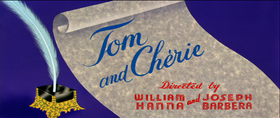 Tom and Cherie