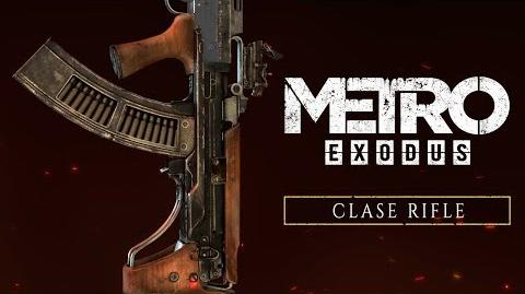 CuBaN VeRcEttI/Metro Exodus muestra sus rifles y su segundo Así se hizo