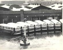 110 C R & L BUS GARAGE CONGRESS ST BPT 1950s