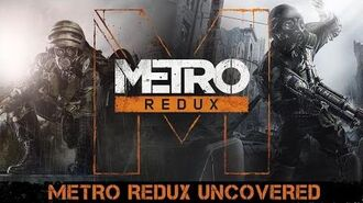 Metro Redux - Uncovered ES