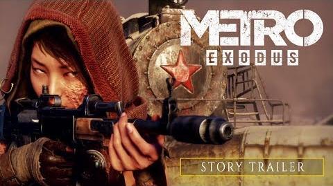Moulderkurt.5/Anunciado el modo foto y el tráiler de historia de Metro Exodus