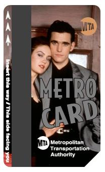 New York Subway MetroCard