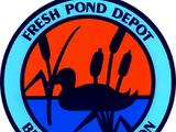 Fresh Pond Bus Depot