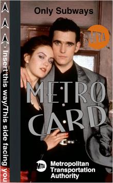 New York City Subway MetorCard