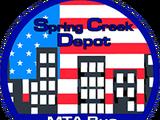 Spring Creek Bus Depot