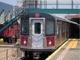 R142 (New York City Subway car)