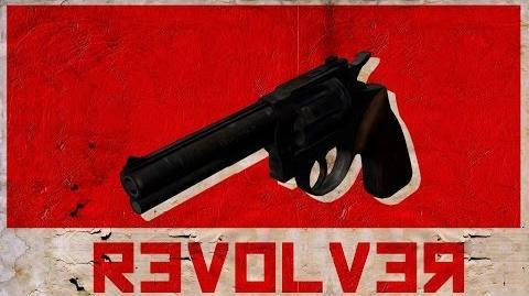 Metro- Last Light - Revolver (Rework)