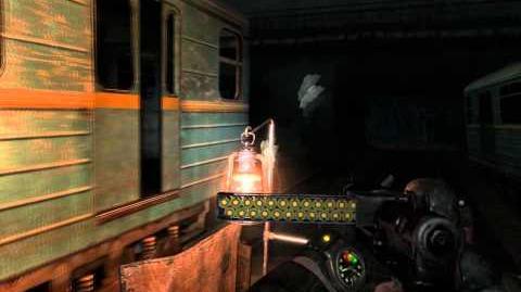 Depot (Metro 2033 Level)/Walkthrough