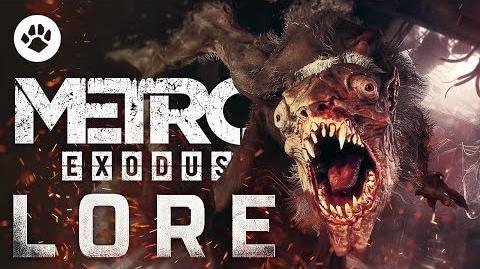 What Are Watchmen? - Metro Exodus lore - The Monsters of Metro