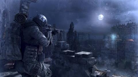 Metro Last Light - Faction Pack DLC (Sniper team)