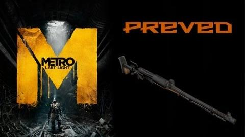 Metro Last Light Weapons (Preved anti-materiel rifle)-0