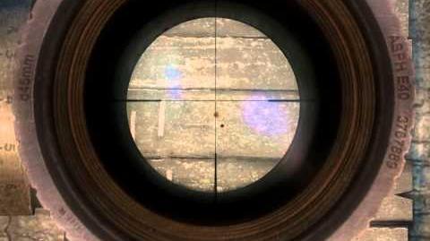 Metro 2033 (VSK-94 sniper rifle)