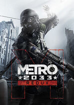 Metro 2033 Redux Box