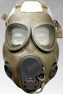 Maska Przeciwgazowa M10