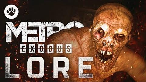 What Are The Humanimal? - Metro Exodus Lore - The Monsters of Metro