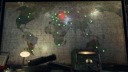 2035 - mapa radiowa świata