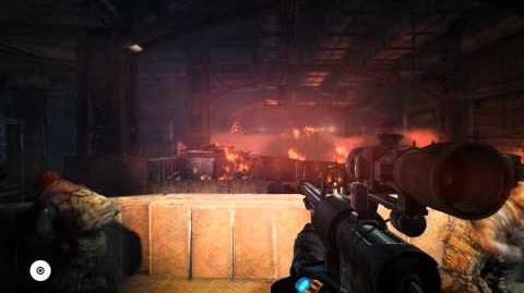 D6 (Metro Last Light Level)/Walkthrough