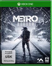 Metro Exodus Cover USK Xbox One