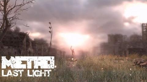 Metro Last Light - Redemption, Good Ending, Alternative Ending Full HD Save D6 (1080p)