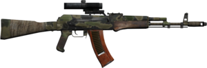 AK-74 scope