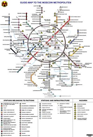 Map Metro 2035 EN