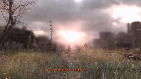 (33) Metro Last Light (Shadow Ranger Hardcore Walkthrough) C'est la Vie ending