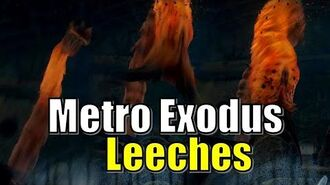 Metro Exodus Worm Explored - Novosibirsk Leech Morphology and Tunnel Explained - Lore Analysis